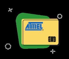 ATmEL CryptoMemory
