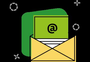 Karten auf Abruf personalisieren, zentral